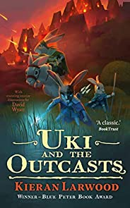 Uki and the Outcasts (The Five Realms Book 4) (English Edition)