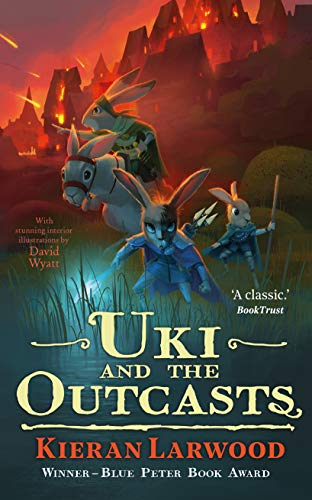 Uki and the Outcasts (The Five Realms) (English Edition)