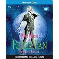 Mary Martin/Cyril Ritchard - Peter Pan - Collector's Edition 1956 & 1955 Telecasts