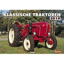 Klassische Traktoren 2019: Legendäre Schlepper aus acht Jahrzenhnten