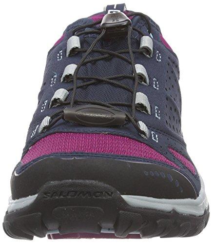 Salomon  Ellipse Sport, Chaussures de Trail femme Black