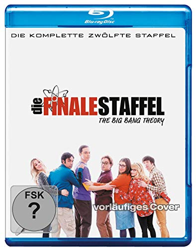 Cover The Big Bang Theory - Staffel 12 [Blu-ray]