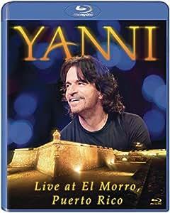 Yanni - Live at El Morro, Puert Rico [Blu-ray]