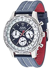 DETOMASO Herren-Armbanduhr Man Firenze Chronograph Quarz DT1069-A