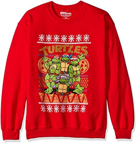 Ninja Turtle Shirt - Teenage Mutant Ninja Turtles Nickelodeon Herren