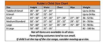 Rubie's 2887087 - Kostüm Für Kinder - Twilight Wolf, L 1