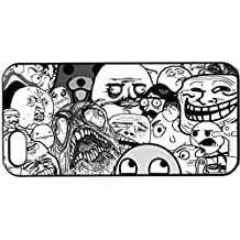 iPhone 55S Troll Face Group Memes 4Chan Meme internet Phone case