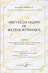Nouvelles Lecons De Solfege Rythmique Vol.2