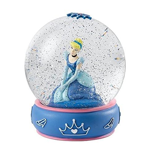 Enchanting Disney Figurine Cendrillon Boule à neige