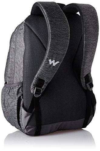 Best wildcraft backpack in India 2020 Wildcraft 35 Ltrs Black and Mel Backpack (WC 5 Dare) Image 3