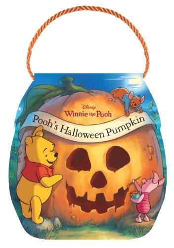 Winnie the Pooh Pooh's Halloween Pumpkin (The Pooh Halloween Winnie)