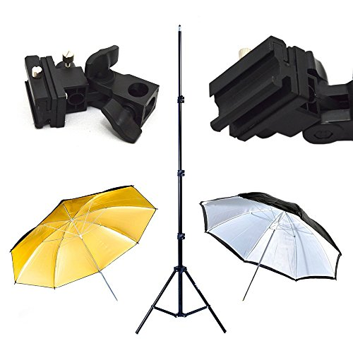 phot-r Professional 2m studio luce supporto 109,2cm