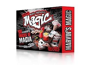 Marvin Alucinante Magic - 100 Trucos Asombrosos Magia