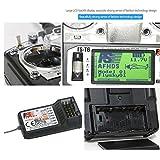UNIKEL Flysky FS-T6 Radiosteuerung 2.4G 6 Kan...Vergleich