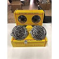 Hella Korna Süpertone İkili set 12 volt KROMM 13 cm ücretsiz kargo