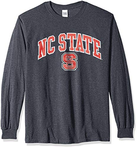 eLITe NCAA Dark Heather Ncsu Basketball