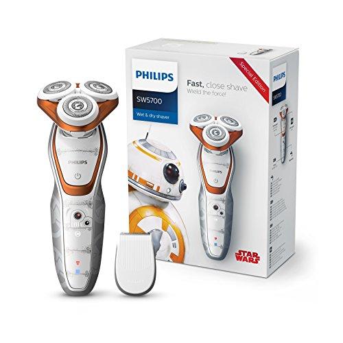 Philips sw5700/07Star Wars électrique pour rasage à sec ou humide