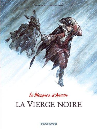 Marquis d'Anaon (Le) - tome 2 - Vierge Noire (La)