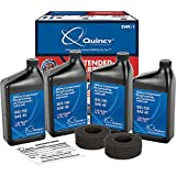 - Quincy Extended Support and Maintenance Kit for Quincy Single Stage Compressors, Model# EWK-1 by Quincy Compressor