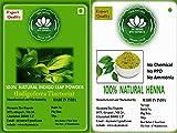 #4: Natural Indigo Powder & Natural Henna Combo (200 Gram each - 2 Packet)