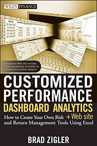 [(Customized Performance Dashboard Analytics : How to Create Your Own Risk and Return Management Tools Using Excel)] [By (author) Brad Zigler] published on (January, 2012)