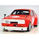 Reve 1/43 KID BOX 30th Anniversary Model Toyota Starlet 1973 Fuji test car (