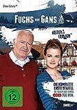 Fuchs und Gans - 1. Staffel (Heiter bis Tödlich) [4 DVDs] -
