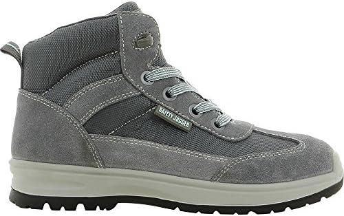 Safety Jogger 200161-38 - Zapatillas de seguridad (tamaño 5), color gris