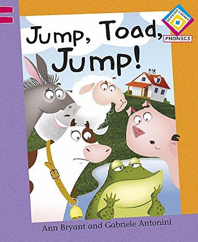 Jump, Toad, Jump! (Reading Corner Phonics, Band 66) -