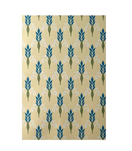 E-design Freundschaft Floral Geometrische Print Teppich, 3von Geschenkpapierrolle 150cm, Paisley (Teppich Paisley Geometrische)
