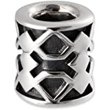The Hobbit Jewelry Unisex-Bead Zwerg Kili 925 Sterling Silber 19009997