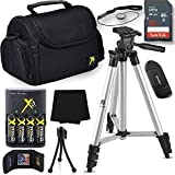 Deals Number One Professional Accessory Kit For Nikon Coolpix B500, L330, L340, L100, L110, L120, L310, L810, L820, L620, L830, L840, Kit Includes 10 Compact Photography Accessories