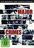 Major Crimes: Die komplette 6. Staffel [3 DVDs]
