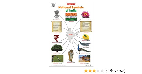 Buy Educational Charts National Symbols Of India Book Online At