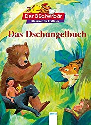 Das Dschungelbuch. Der Bücherbär - Klassiker für Erstleser