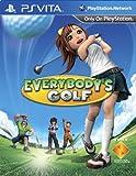 Everybody's Golf est une simulation de golf colorée et conviviale sur PS Vita. Dans la peau de l'un des 12 personnages disponibles