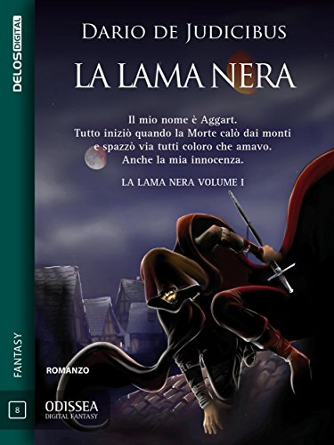 free kindle book La Lama nera (Odissea Digital Fantasy) (Italian Edition)