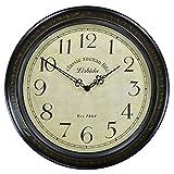 Reloj de pared Reloj de pared Reloj de cuarzo de moda retro americano de vida europeos antiguos watch watch C