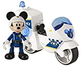 Micky Maus 182349MM2 Polizei Motorrad, andere, Norme