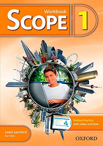 Scope 1. Workbook + Online Practice Pack
