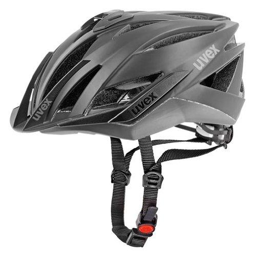 Uvex Ultrasonic LX MTB Fahrrad Helm schwarz matt 2013: Größe: 52-56cm