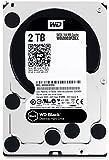 WD 2TB Black interne-Festplatte (8,9 cm (3,5 Zoll), 7200rpm, 64MB Cache, SATA III) WD2003FZEX