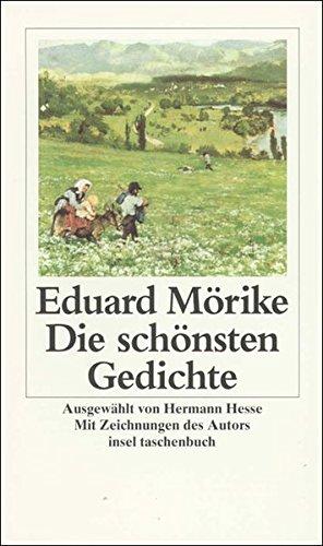 Die schönsten Gedichte von Eduard Mörike - Buch