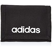 adidas Unisex-Adult Wallet, Black - DT4821