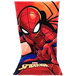 Spiderman Toalla de playa, toalla de playa microfibra - 70 x 140 cm Marvel - Disney