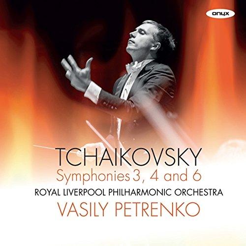 Tchaikovsky: Symphony No.3 Op.29 Polish Symphony No.4 Op.36, Symphony No.6 Op.74 Pathétique Test