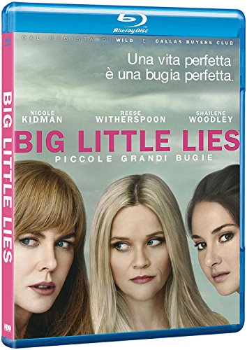 Big Little Lies (3 Blu-Ray) [Italia] [Blu-ray]