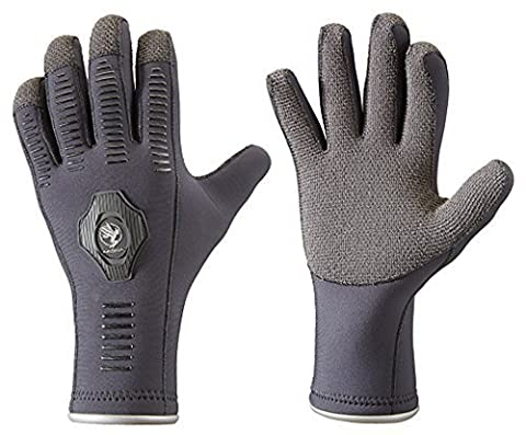 Akona 5mm Armortex Palm Protective Scuba Diving Gloves Large AKNG156K by AKONA