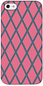 Timpax protective Armor Hard Bumper Back Case Cover. Multicolor printed on 3 Dimensional case with latest & finest graphic design art. Compatible with Apple iPhone - 5/5S Design No : TDZ-22960