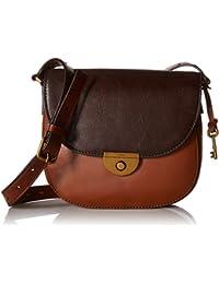 Fossil Women's Sling Bag (Brown)
